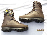 Karrimor, Boots Combat Cold Wet Weather, Brown Male, MTP, Goretex, Size 11 W (45