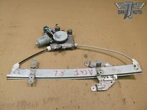 11-15 INFINITI G37 Q40 REAR LEFT DRIVER SIDE DOOR WINDOW REGULATOR W/ MOTOR OEM