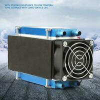 DC 12V 4/6 Chip Semiconductor Refrigeration Cooler DIY Radiator Cooling Device