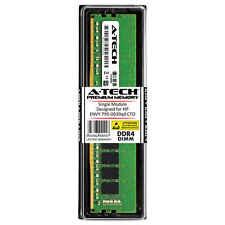 A-Tech 8GB DDR4 2666 MHz PC4-21300 1.2V Memory RAM for HP ENVY 795-0030qd CTO