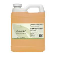 Argan oil 100% organic morocco 32 oz for hair skin lashes argon virgin non-gmo
