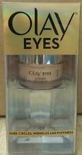 Olay Eyes Ultimate Eye Cream For Wrinkles, Puffy Eyes, And Under Eye Dark 0.4 oz