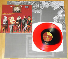 PANIC AT THE DISCO A Fever You Cant Sweat Out LP SEALED RED-BLACK VINYL paramore