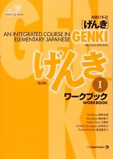 GENKI 1:An Integrated Course in Elementary Japanese Workbook(2nd Edition) Japan
