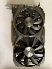 Zotac NVIDIA GeForce GTX 1080 8 GB Mini Graphics Card - Black - Compact - No Box