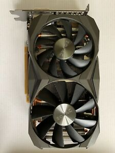 Zotac NVIDIA GeForce GTX 1080 8 GB Mini Graphics Card - Black - Compact - No Box
