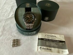 Citizen Eco-Drive Skyhawk A-T Radio Controlled Watch