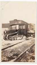 Family Collection of Depression & Pioneer Era Photos, Tractor & Logging Interest