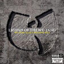 Vinyles rap Wu-Tang Clan hip-hop