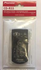 Pioneer CD-R33 Infra-red remote control for Pioneer DEH AVH SPH AVIC