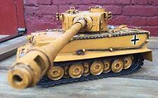 TIGER TANK Panzerkampfwagen VI tinplate car blechmodell auto buriki handmade