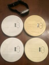 New listing Pre-owned PetSafe Pawz Away Indoor Pet Barrier Collar and four transmitters