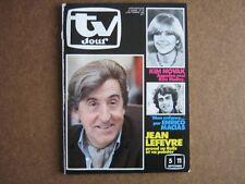 TV JOUR 81/35 (2/9/81) JEAN LEFEBVRE KIM NOVAK MACIAS