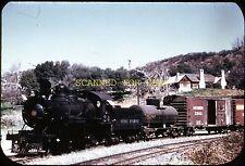 Feb 71 Sierra #24 Dupe KODACHROME SLIDE-Railroad