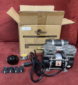 Atlantic Water Gardens TYPHOON POND & LAKE Deep Water Aeration Compressor TPD100