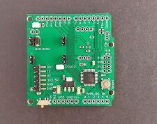 ATMega328p board w/ power Mosfet driver MCP1407