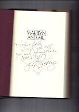 Marilyn and Me by Susan Strasberg (1992, Hardcover) Signed Autographed