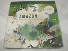 Amazon Adult Coloring Book~70 Designs Birds Butterflies~New~Free Ship~LBDLW