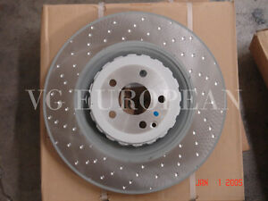 Mercedes-Benz CL63 CL65 S63 S65 AMG Class Genuine Front Brake Disc Rotor NEW