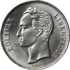 1967 Venezuela Proof 2 Bolivares, PCGS SP 66, Ex King Norton
