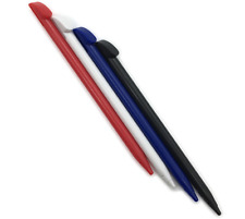 Stylus for Nintendo 3DS XL LL Replacement Part - Red Blue Black White 4 Colours