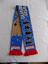 "Guardian of the Galaxy Groot Scarf Marvel Collector Corps 60"" x 6"" Gently Used"