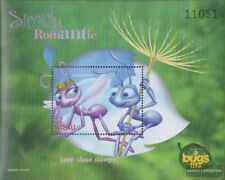 Palau-Islands block73 (complete issue) unmounted mint / never hinged 1998 Walt D