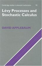 Lvy Processes and Stochastic Calculus (Cambridge Studies in Advanced M-ExLibrary
