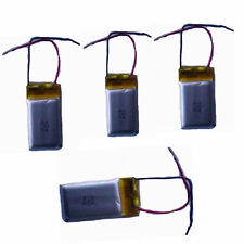 US 4PCS  200mah 3.7V Lipo Battery FOR Syma S107G S10RC Helicopter Spare Part