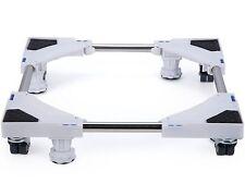 Multi-functional Movable Adjustable Base for Dryer, Washing Machine&Refrigerator