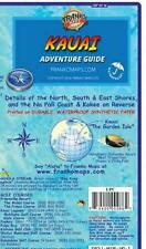 Kauai Hawaii Adventure Guide Map Waterproof by Franko Maps