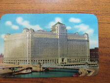 The Merchandise Mart (World's largest business building 1930's) - Chicago