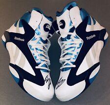 Shaquille O' Neal autographed Reebok Shaq Attaq size 22 signed PE shoes FANATICS