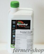 1000 ml Roundup Flex480 Unkrautvernichter Round up 480 g/l Glyphosat PowerFlex