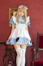 Lámina-Sexy Mujer Japonesa Vestidas De Alice In Wonderland (Foto)
