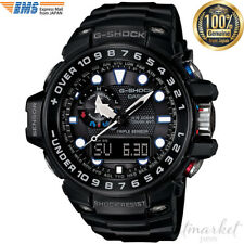 Casio G-Shock GWN-1000B-1AJF Gulfmaster Tough Solar Atomic Multiband 6 Watch F/S