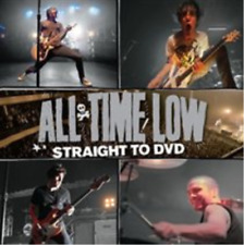 All Time Low-Straight to DVD  (UK IMPORT)  CD with DVD NEW