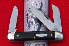 Great Eastern Cutlery #66 Tidioute Calf Roper Knife - Gabon Ebony - USA 661317