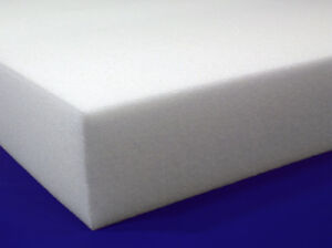 High Density Reflex Foam Sheets Cut to Any Size and Depth- Firm and soft