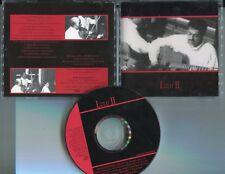 LULU II CD LULU ii s/t 1996 SCAT 0018 Austria SINTI-JAZZ TRADICIONAL 14-track