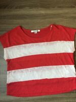 Women's Forever 21 Sheer Knit Top Sz Large