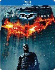Batman The Dark Knight Blu-ray 2008 Christian Bale 2 Disc Steelbook