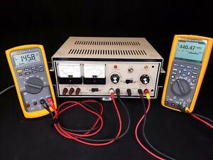 Heathkit IP-17 Vacuum Tube Variable High Voltage B+ Power Supply - REBUILT
