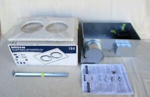 Broan Model 164 Two Bulb Heater Bathroom Ventilation Fan New In Open Box