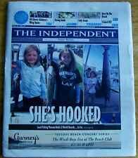 """""""THE INDEPENDENT"""" EAST END NEWSPAPER. JUNE 25, 2014 ISSUE. (4321)"""
