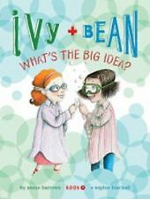 Ivy & Bean What's The Big Idea? by Annie Barrows Paperback English