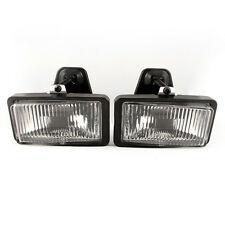 85-92 Camaro IROC-Z/Z28 Fog Light Lamp w/ Bracket Pair, New Reproduction