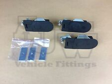 3 Compression Latch Lock LARGE NON LOCKING Horsebox Locker Doors Tack Box C5