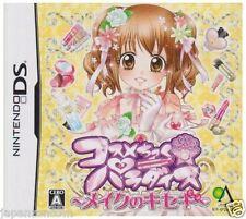 Used DS Cosmetic Paradise: Make no Kiseki NINTENDO JAPANESE IMPORT