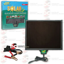 NEW BATTERY TENDER 5 WATT SOLAR CHARGER PANEL WITH BUILT-IN CONTROLLER